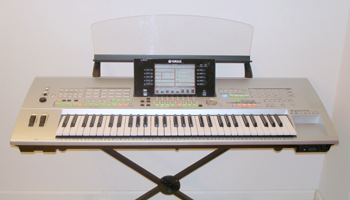 Keyboard TYROS, musikalisches Multitalent
